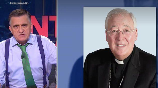 El demoledor 'dardo' de Wyoming contra el Obispo de Alcalá por sus cursos para