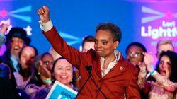 Το Σικάγο εξέλεξε για πρώτη φορά και με ένα σαρωτικό 74% μια μαύρη, ομοφυλόφιλη
