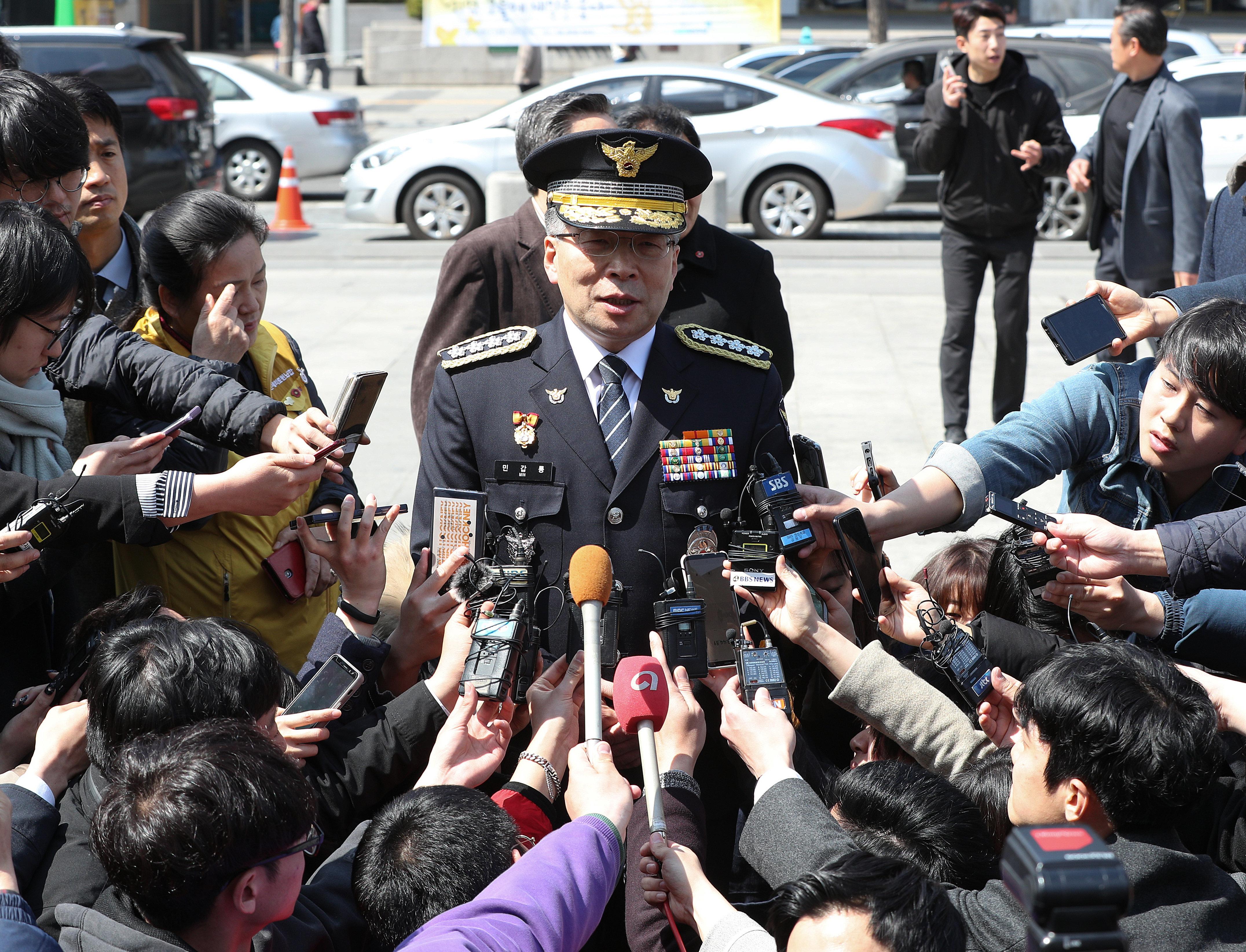 경찰청장이 제주 4.3사건에 대해 처음으로 공식
