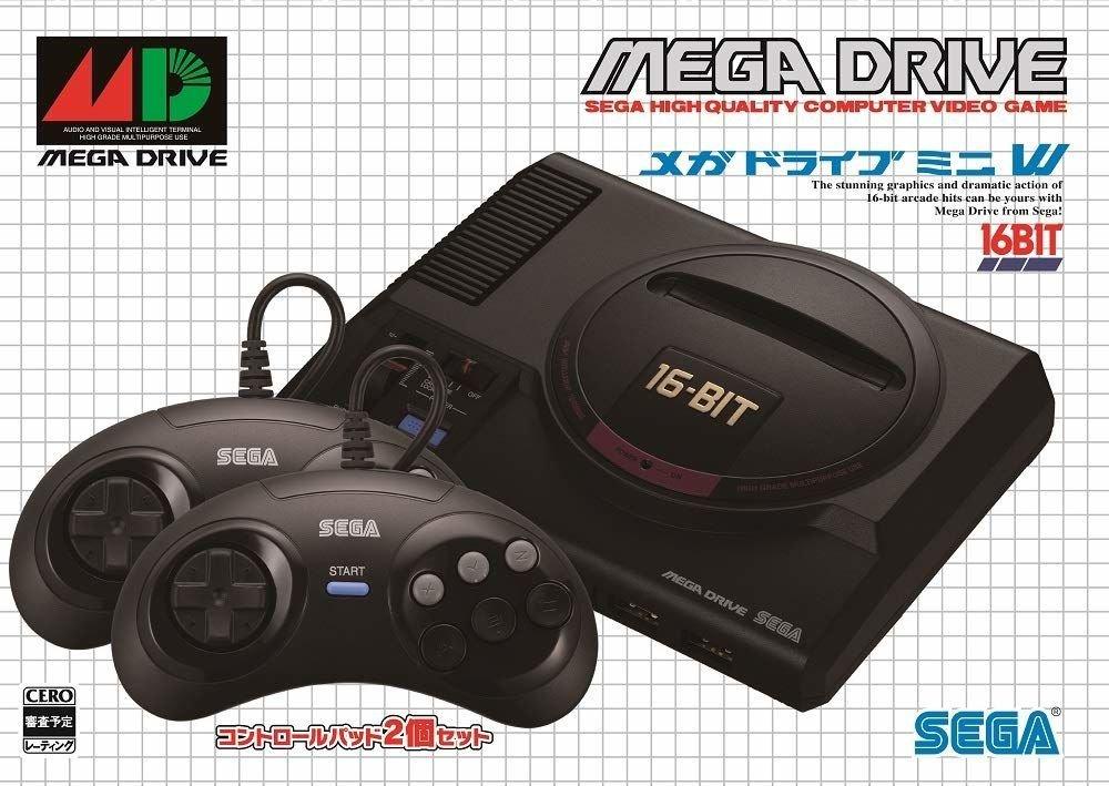 「メガドライブミニ」が令和初のゲーム機に?