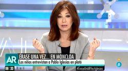 Ana Rosa manda un importante aviso antes de su entrevista a Pablo Iglesias: