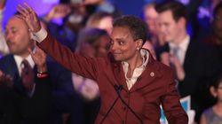 Lori Lightfoot hace historia al ser la primera alcaldesa negra de