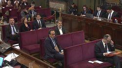 Puigdemont avisó de que declararía la independencia si el 1-O había violencia, según Ferran