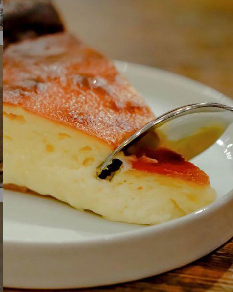 La mejor tarta de queso de España se sirve en este