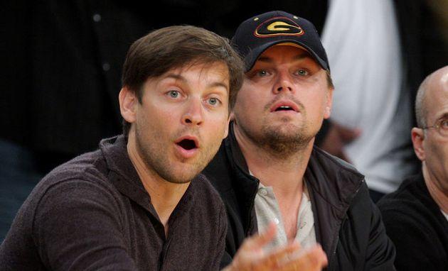 Amigos desde pequenos, Tobey Maguire e Leonardo DiCaprio fizeram testes juntos em