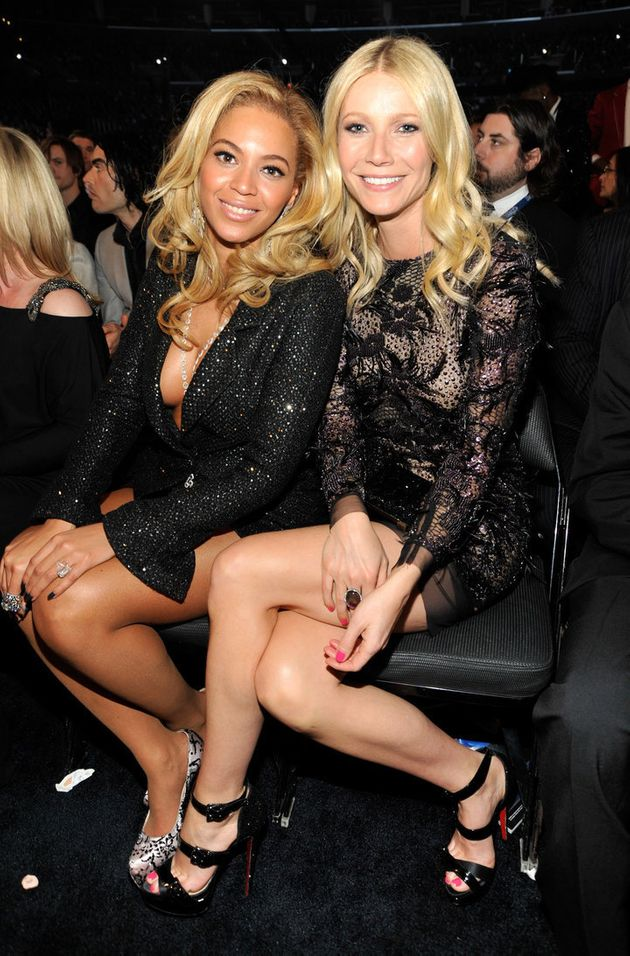 Beyoncé e Gwyneth: melhores
