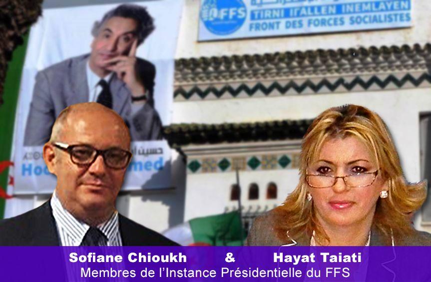 FFS : deux membres de l'instance déclarent la guerre à Ali