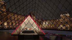Ce partenariat entre le Louvre et Airbnb va ravir les fans de