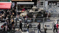 Επανακαταμέτρηση ψήφων στην Κωνσταντινούπολη- Ξύλο και πυροβολισμοί σε εκλογικό