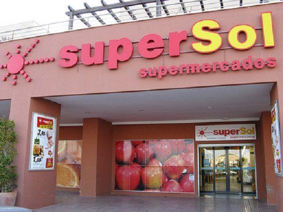 La cadena de supermercados Supersol quiere despedir a 404