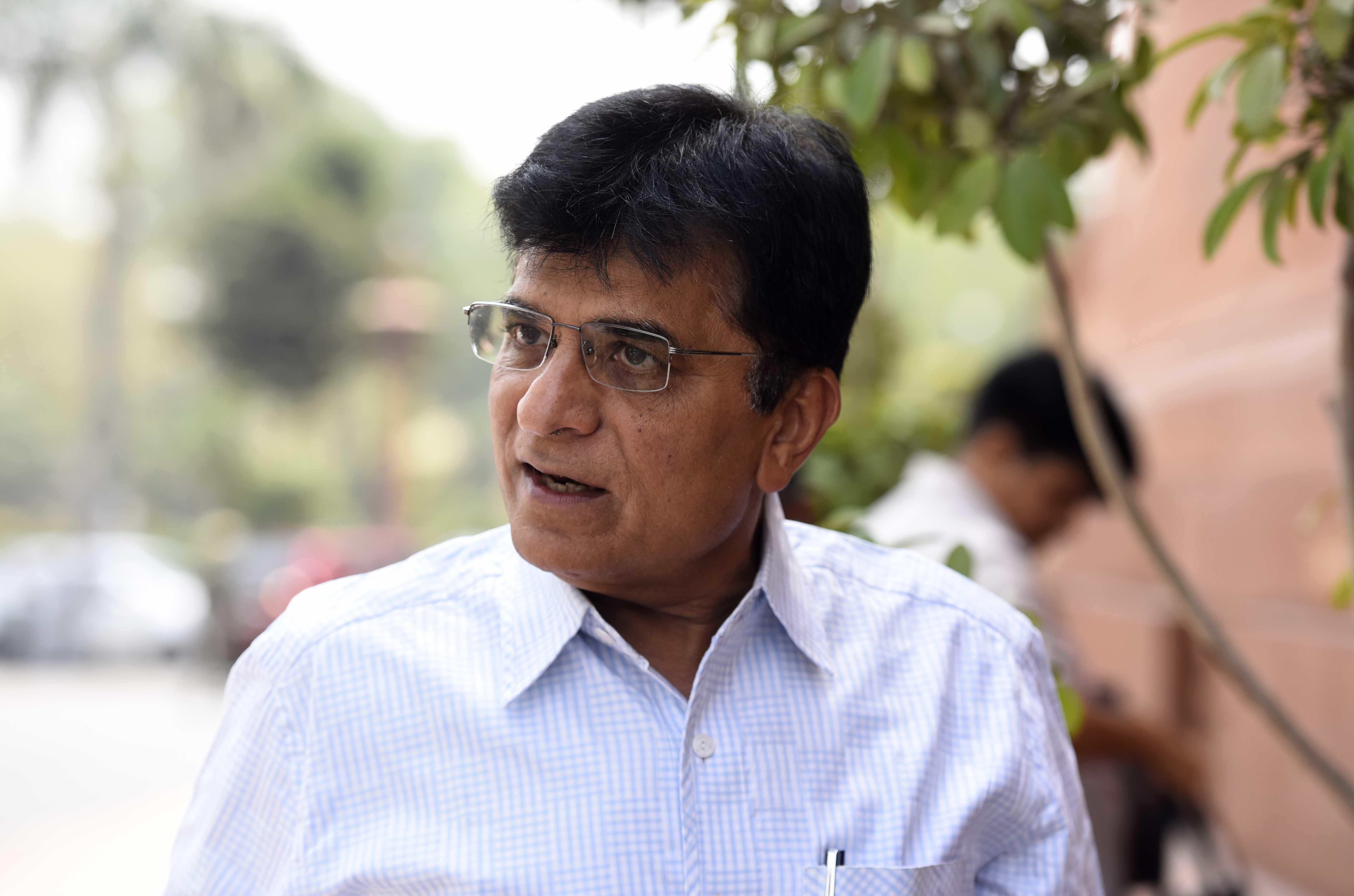 BJP Drops Kirit Somaiya From Mumbai North East, Replaces Him With Manoj