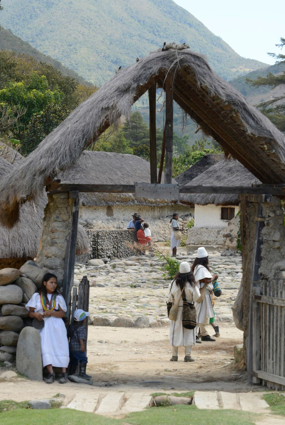 Αρχουάκο: Οι αρχαίοι φύλακες της
