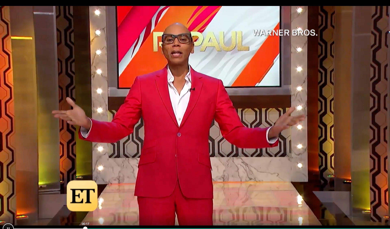 RuPaul Daytime Talk Show