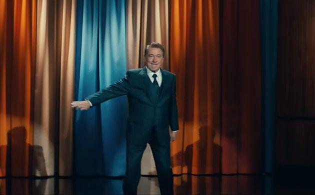 Robert De Niro fait le show dans une scène dévoilée par la bande annonce du film