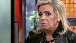 Carmen Borrego abandona