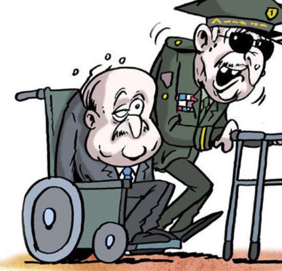 BLOG - Avec la démission de Bouteflika, la roue tourne en