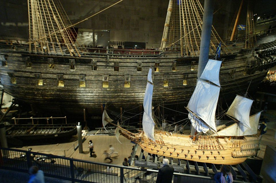 Η ιστορία του πολεμικού πλοίου που έμεινε στο βυθό της θάλασσας για περισσότερα από 300