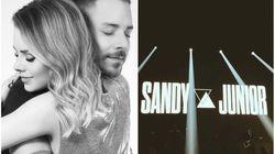 Estes vídeos do pocket show de Sandy e Junior dão um gostinho de como será a turnê pelo