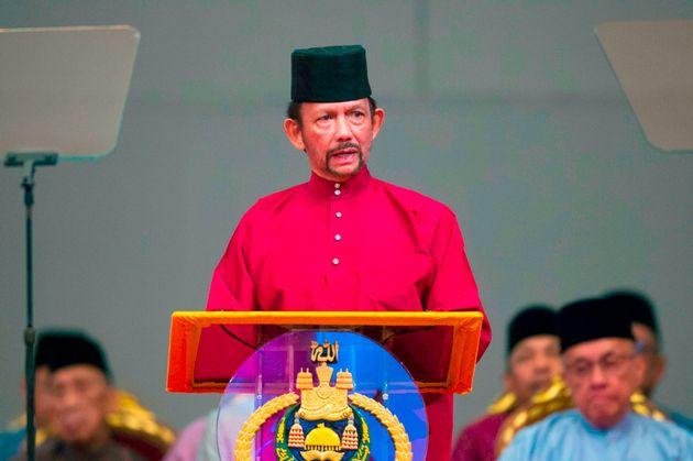 Sultão Hassanal Bolkiahé um dos chefes de Estado mais ricos do mundo e se mantém...