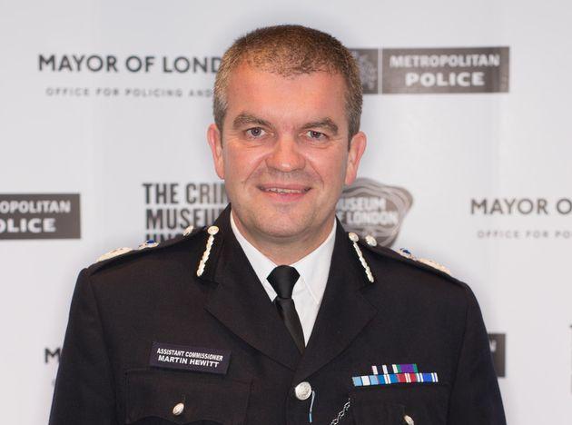 NPCC's new chairman Martin