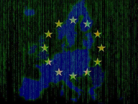Datos europeos, fronteras e