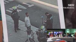 Broncano aclara por qué le paró la policía: la foto del momento es lo de más