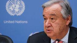 L'ONU réagit à la démission de