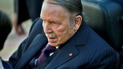 Bouteflika pide perdón al pueblo argelino: