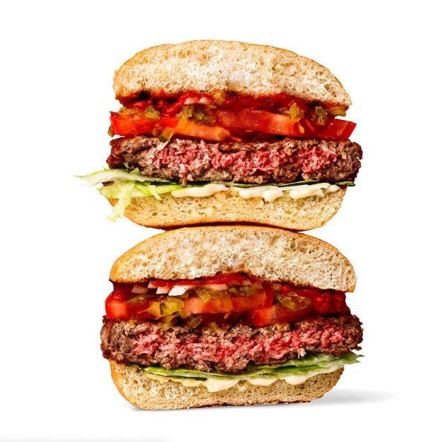 O ingrediente secreto que faz este burger vegano ter gosto idêntico ao de