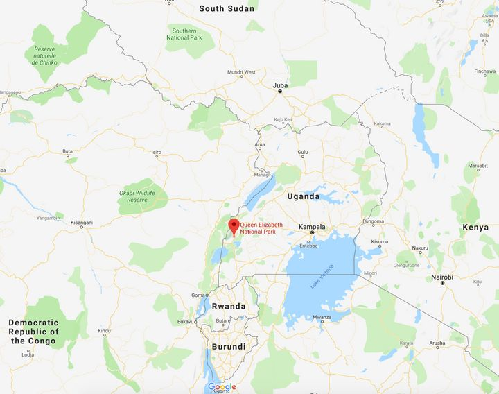 Authorities said they have closed all exits between Uganda and the Democratic Republic of Congo, which is located along Queen