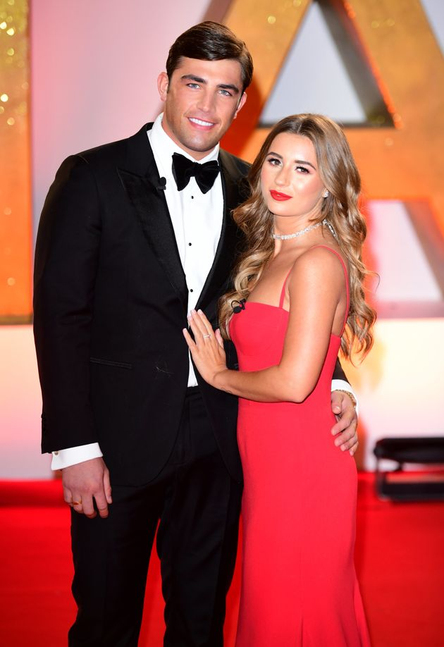 Jack Fincham and Dani Dyer have