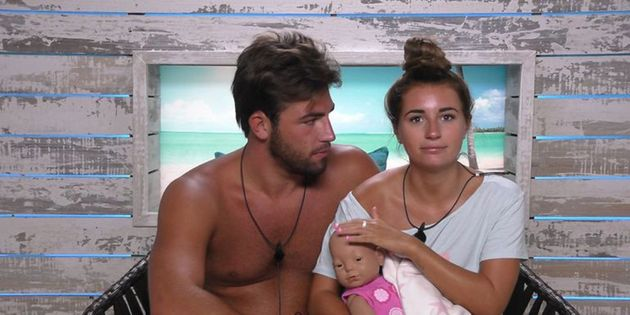 Jack and Dani met on last year's Love Island, which they