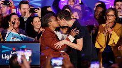 O discurso e o beijo de Lori Lightfoot, a 1ª prefeita negra e lésbica de