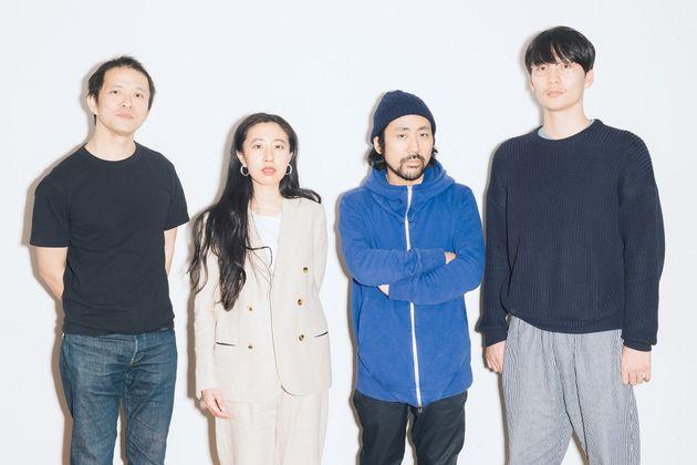 株式会社GoodMorningの経営メンバー。(左から)