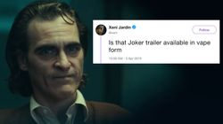 The First 'Joker' Trailer Has People Putting On Their Happy