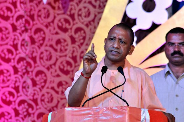 Adityanath Gets EC Showcause Notice For 'Modi Ji Ki Sena'