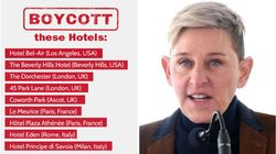 Ellen DeGeneres Boycotts Sultan Of Brunei's Hotels Amid Launch Of Anti-Gay