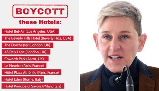 Ellen DeGeneres Boycotts Sultan Of Brunei's Hotels Amid Launch Of Anti-Gay
