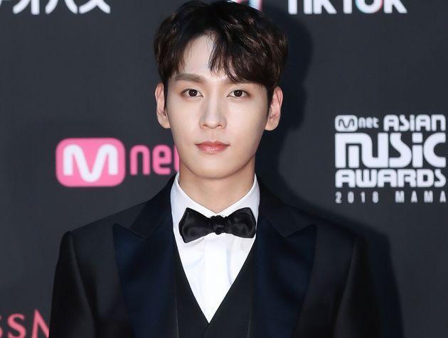배우 최태준이 대본 리딩을 진행한 드라마 '호텔 델루나'에서