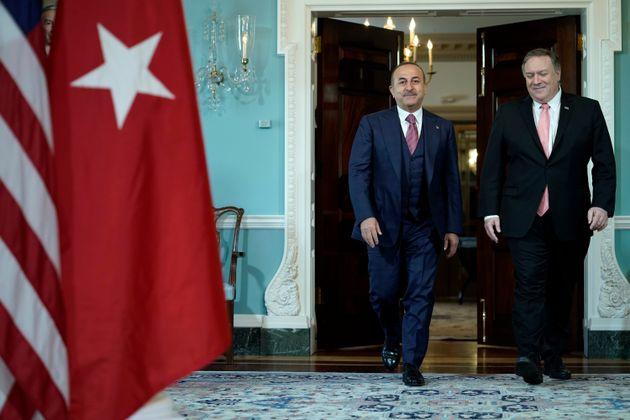 Αυστηρή προειδοποίηση ΗΠΑ σε Τουρκία κατά μονομερούς στρατιωτικής δράσης στη