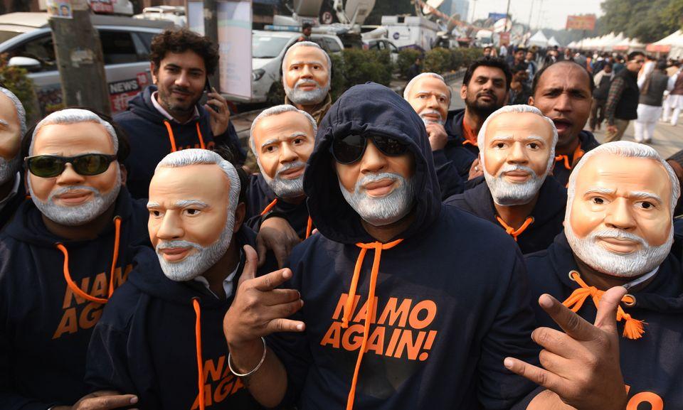 How Modi, Shah Turned A Women's NGO Into A Secret Election Propaganda