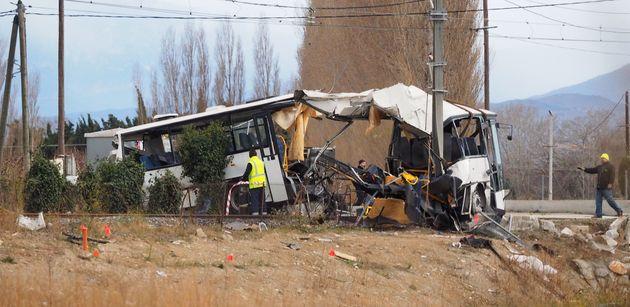 Accident de Millas: la conductrice du car prenait de l'Imovane (Photo prise le 15 décembre