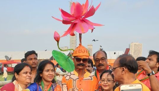 Modi's Kolkata Rally Shows BJP Has No Plan B. Plan A Is