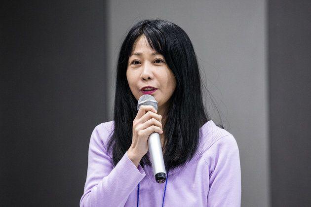 寺原真希子さんは、同性カップルが結婚できないことの違憲性を問う「結婚の自由をすべての人に」訴訟の弁護士
