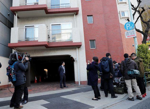 Carlos Ghosn re-arrêté au Japon sur de nouveaux