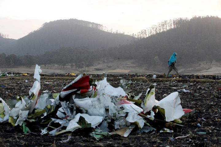 Two Boeing 737 Max 8 jets have crashed in the past five months.