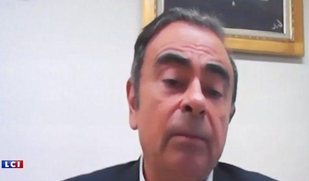 Carlos Ghosn appelait à l'aide le gouvernement avant son