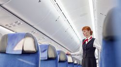 飛行機に乗ったら、客は俺1人だけ 定員189人の国際便がまさかの貸切に