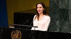 Angelina Jolie en politique?