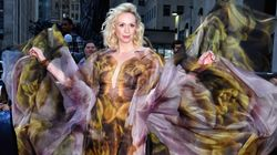 Gwendoline Christie Was A Total Scene Stealer At The Last Ever 'Game Of Thrones'